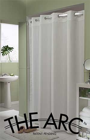 A1 Textiles YMCA - Shower Curtains & Accessories